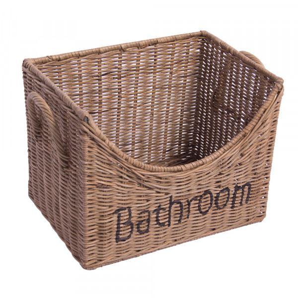Aufbewahrungsbox Bathroom XL ca. 32 x 22 cm