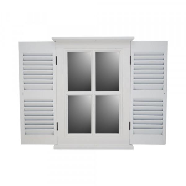 Spiegel Karlum Small in weiß