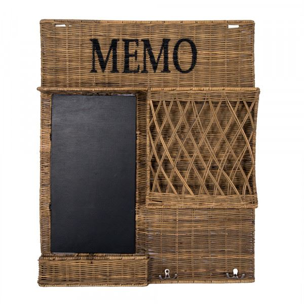 Wandorganizer Memo