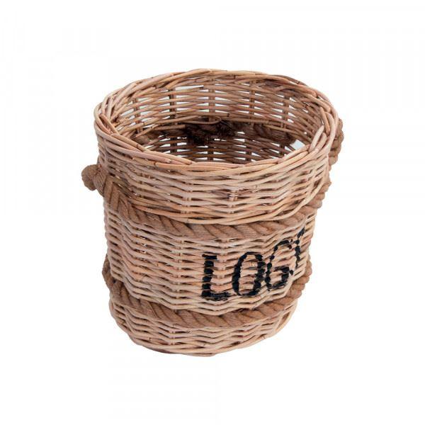 Korb Rope oval ca. 37 x 32 cm