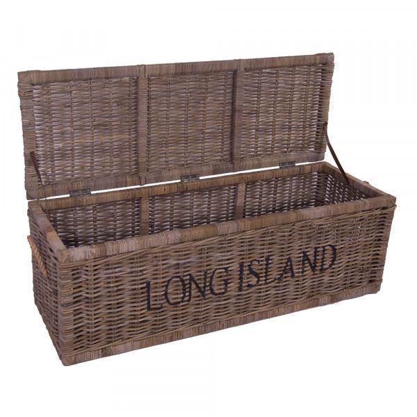 Korbtruhe Long Island groß