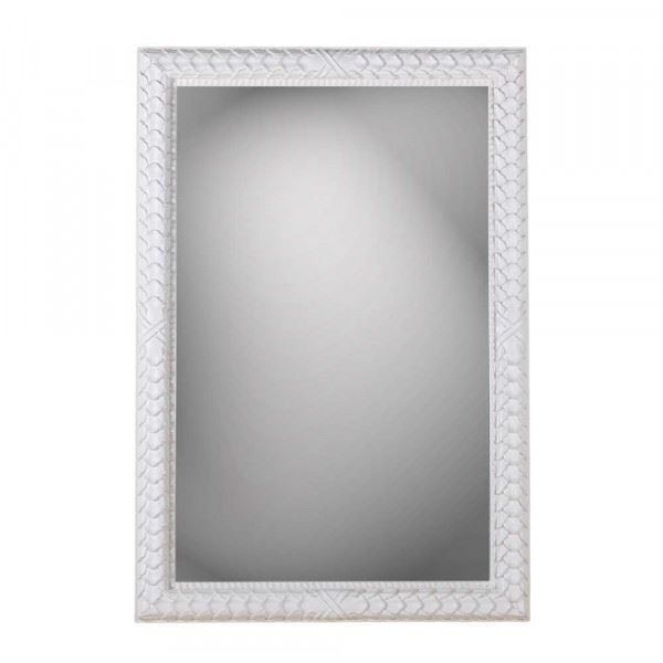 Spiegel Charles in weiß