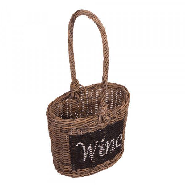 Tragekorb Wine