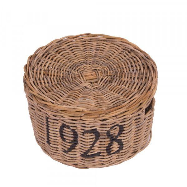 Runde Aufbewahrungsbox 1928