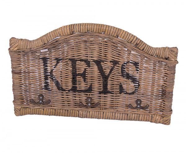 Schlüsselboard Keys halbrund